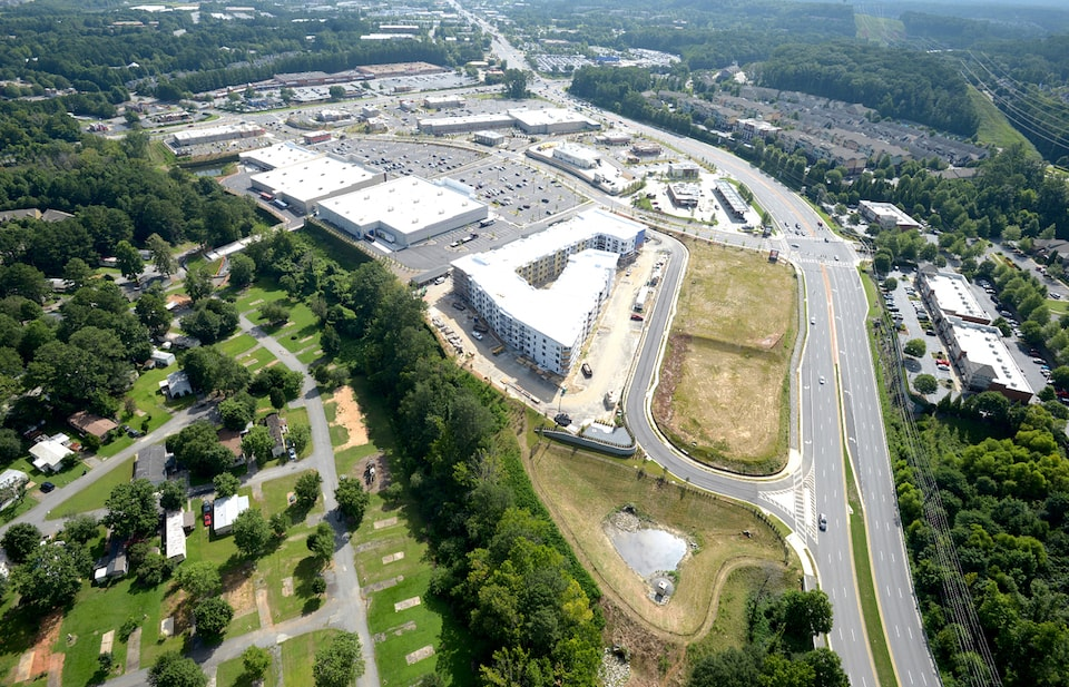 Retail Projects | Ordner Construction